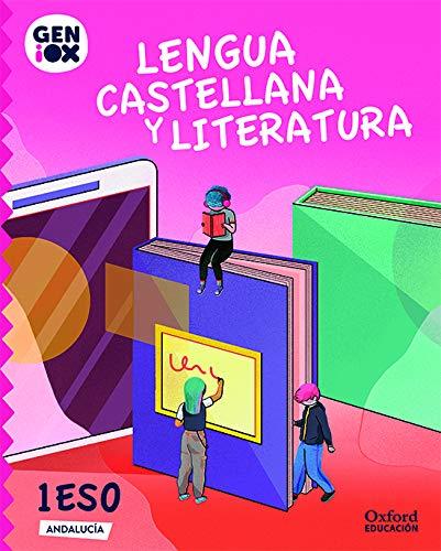 Lengua Castellana y Literatura 1º ESO. GENiOX Libro del Alumno (Andalucía)