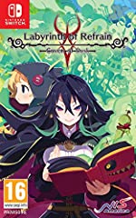 Labyrinth of Refrain - Coven of Dusk - Nintendo switch