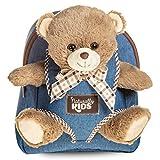 Teddy Bear Stuffed Animal Backpack - Toys for 3 4 5 6 7 Year Old Girls Boy - 3-6 year old Girl...