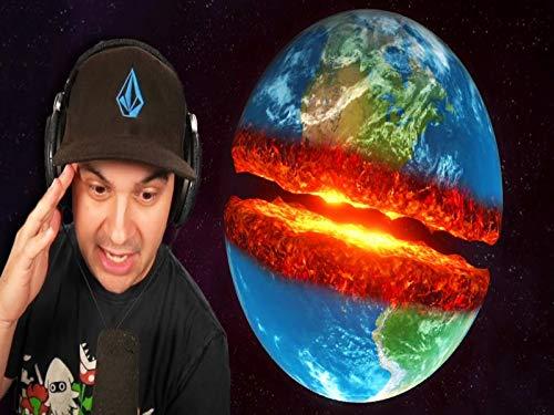 I Cut Earth In Half