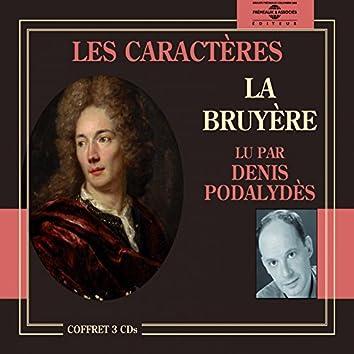 La Bruyère : Les Caractères