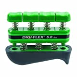 Digi-Flex Green Hand and Finger Exercise System, 5 lbs Resistance by Digi-Flex [並行輸入品]
