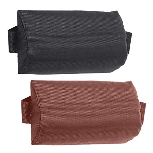 Serenable Half-Dozen Folding Sling Chairs Head Cushion Pillow for Leisure Sun Lounger