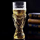 RTYY Fiesta Vasos Grandes Vino Original Personalizado Creativo Transpar Copa de Vidrio Cerveza Champagn Whisky Crystal Barware