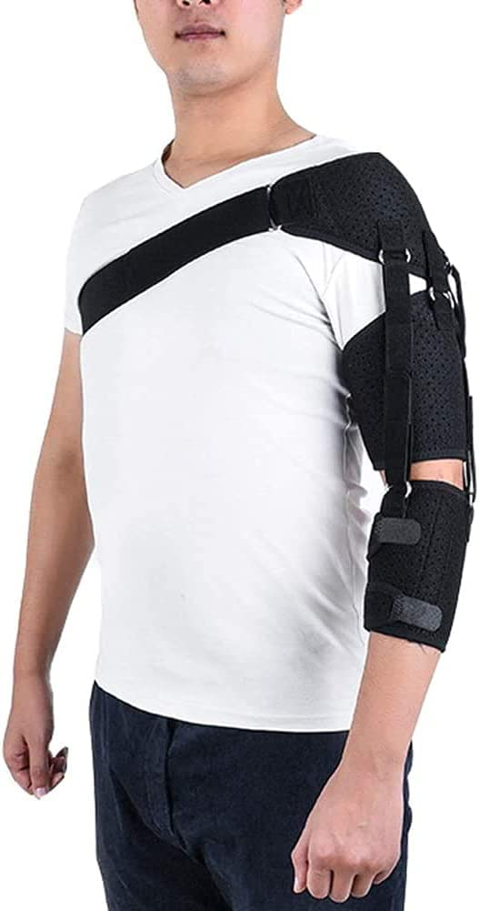 YTBLF Shoulder Brace for Men Women Max Las Vegas Mall 86% OFF Ad Correct Support Belt with