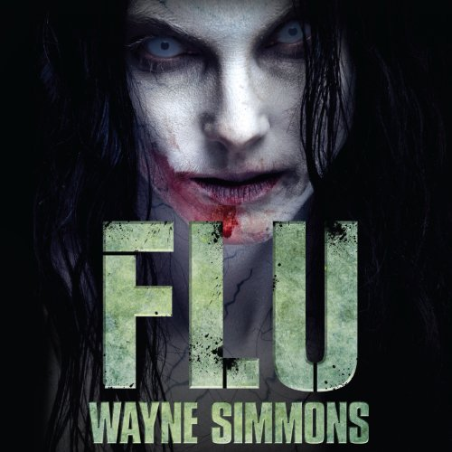 Flu audiobook cover art