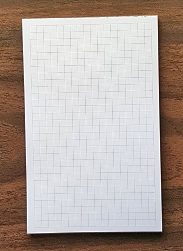 Graph Note Pad, 5
