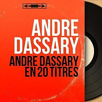 André Dassary en 20 titres (Mono Version)