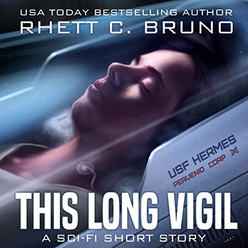 This Long Vigil audiobook cover art