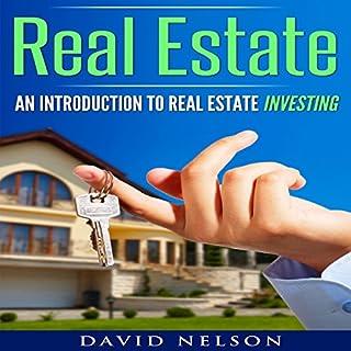 Real Estate audiobook cover art