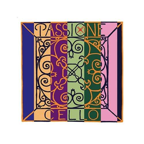 PIRASTRO Passione Cellosaite D mittel