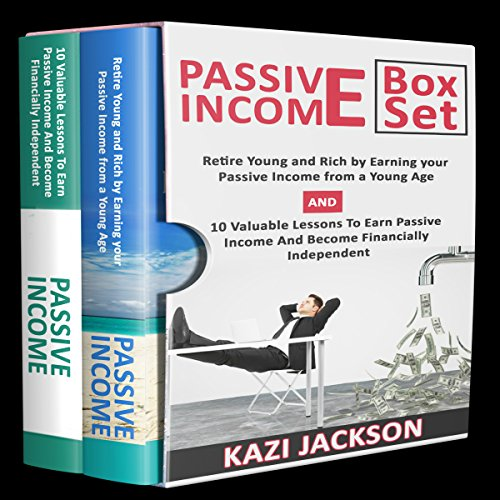 Passive Income Bible audiobook cover art