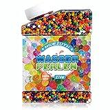 Orbeez Aqualino Lot de 50 000 perles d'eau pour décoration de mariage, de fête, de table, de fleurs et de vases réutilisables