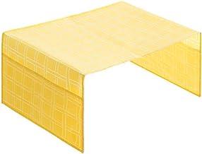 Miner Cubierta de Polvo de microondas Bolsa de Horno de microondas Cubierta de Horno Toalla Impresión de Aceite Cubierta de Polvo Impermeable Artículos para el hogar 86 * 35 cm, Amarillo