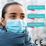 Immagine 2 gisinti mascherina chirurgica certificata tipo