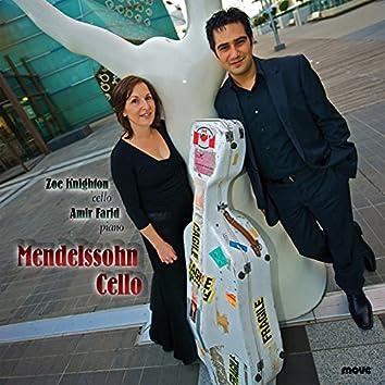 Mendelssohn Cello