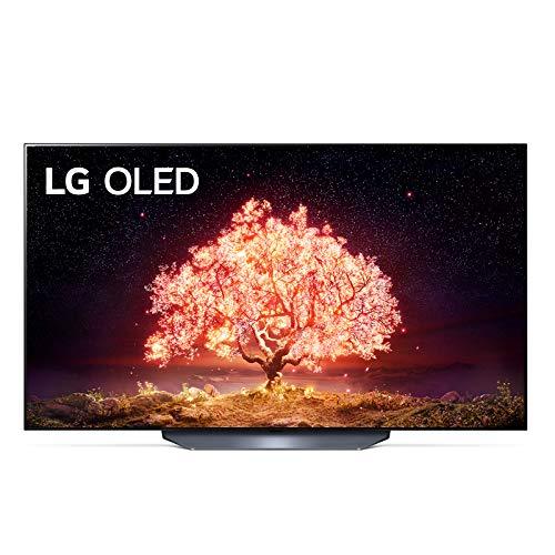 LG OLED65B16LA Smart TV 4K 65 , TV OLED Serie B1 2021 con Processore α7 Gen4, Dolby Vision IQ, Wi-Fi, webOS 6.0, FILMMAKER MODE, Google Assistant e Alexa Integrati, 2 HDMI 2.1, Telecomando Puntatore