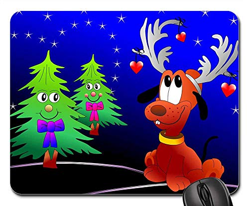 Mouse Pad - Pluto Walt Disney Cartoon Cartoon Character Dog 1