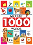 My First 1000 Words: Early Learning Picture Book to learn Alphabet, Numbers, Shapes