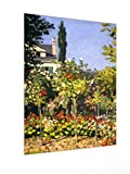 weewado Claude Monet - Blühender Garten (Detail) 45x60 cm