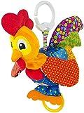 Lamaze Barnyard Bob Clip and Go, Fun Kids' Toy, Multi