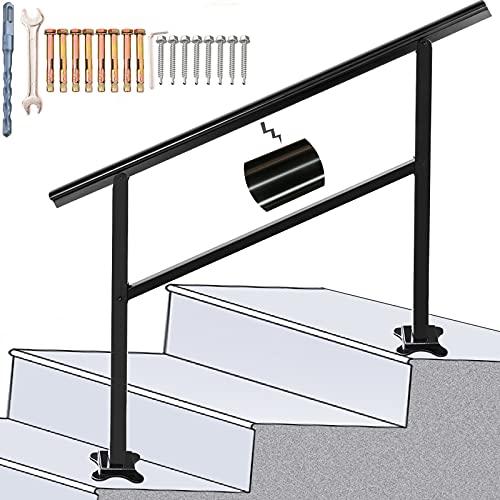 SPACEUP Stair Handrail 3ft Aluminum Railing 36