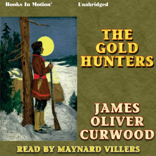 The Gold Hunters audiobook cover art