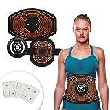 Wonder ABS Plus BONPLUS - CINTURÓN DE ELECTROESTIMULACIÓN - Electroestimulador Muscular Abdominales- Abdomen/Brazo/Piernas/Glúteos - eSTIMULADOR Muscular