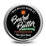 Beard Balm Conditioner For Men -Wild Willie's Beard...