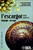 L'escargot helix aspersa - Biologie, élevage.
