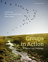 Groups in Action: Evolution and Challenges (with Workbook and DVD) (HSE 112 Group Process I)