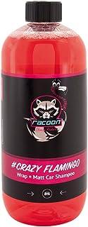Racoon CRA-FLA-1L-01 Crazy Flamingo Wrap + Matt Car Shampoo-1000ml