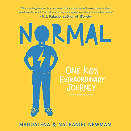 Page de couverture de Normal: One Kid's Extraordinary Journey