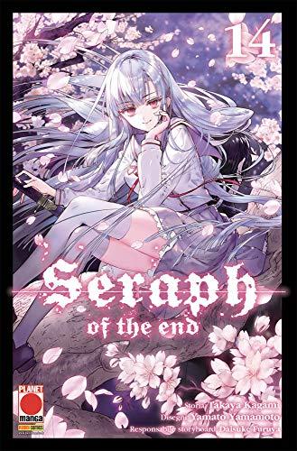 Seraph of the End N° 14 - Ristampa - Planet Manga - Panini Comics - ITALIANO #MYCOMICS