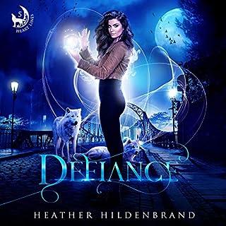 Defiance audiobook cover art