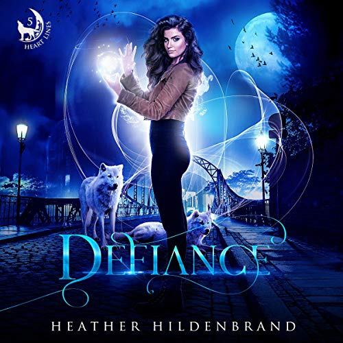 Defiance     Heart Lines Series, Book 5              By:                                                                                                                                 Heather Hildenbrand                               Narrated by:                                                                                                                                 Kelly Pruner                      Length: 8 hrs and 29 mins     2 ratings     Overall 5.0