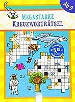 Megastarke Kreuzwortraetsel