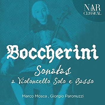 Luigi Boccherini - Sonatas a Violoncello Solo e Basso