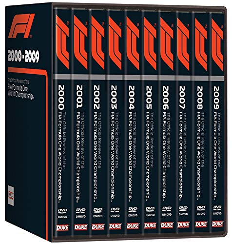 F1 2000-09 (10 DVD) Box Set