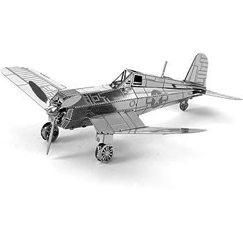 Fascinations Metal Earth F4U Corsair 3D Metal Model Kit