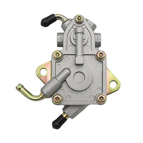 OTOHANS AUTOMOTIVE Linhai 260 Vacuum Fuel Pump for YAMAHA Rhino 450 660 UTV YXR450 YXR660 Replace 5UG-13910-01-0 5UG13910010