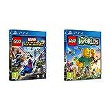 Lego Marvel Superheroes 2 + Worlds [PS4]