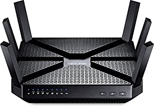 TP-Link AC3200 Wireless Wi-Fi Tri-Band Gigabit Router (Archer C3200) (Renewed)