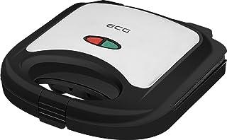 ECG EECG S 3172 Sandwichmaker, svart
