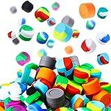 Silicone Wax Dab Containers Non-Stick Silicone Wax...