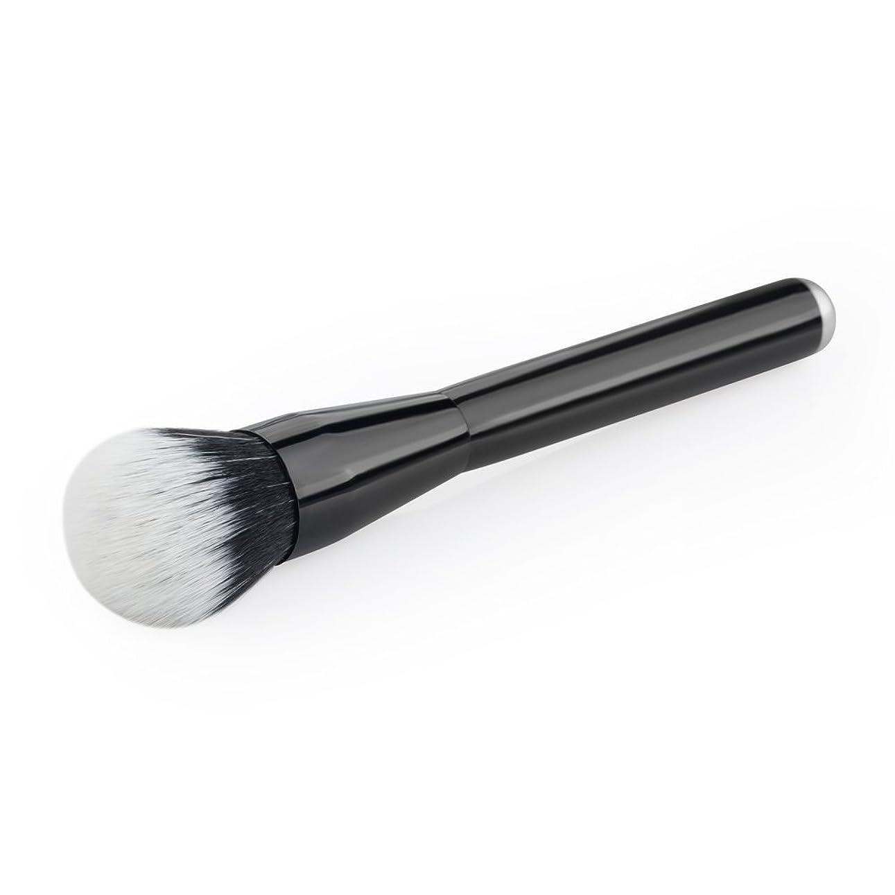 にはまってビール石灰岩(デマ―クト)De.Markt メイクブラシセット 高級化粧筆 メイクブラシ 極細毛をたっぷり使用 多機能 1本セット チークブラシ