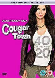 Cougar Town on DVD