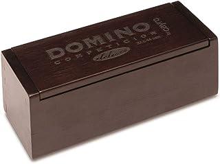 comprar comparacion Cayro - Domino Competición en Caja Luxe - Juego Tradicional - Juego de Mesa - Desarrollo de Habilidades cognitivas y lógic...