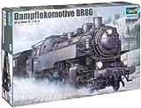 Trumpeter 217 - Locomotiva a Vapore BR86