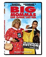 Big Mommas: Like Father Like Son [DVD]
